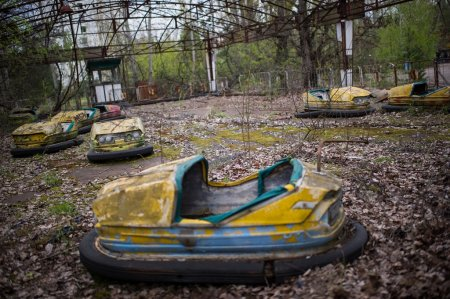 30th anniversary of the Chernobyl nuclear disaster