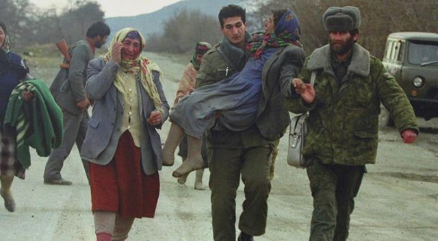 Can the Khojaly massacre be considered as genocide?