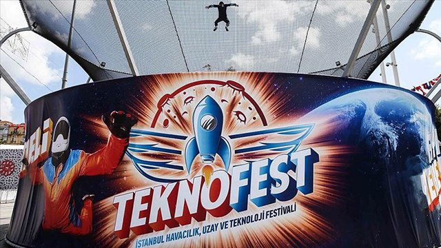 Teknofest welcomes over 250,000 visitors in 2 days