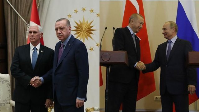 Turkish economy back to normalization after US, Russia deal