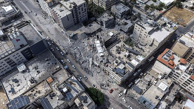Gaza death toll from Israeli attacks rises to 254, including 66 children