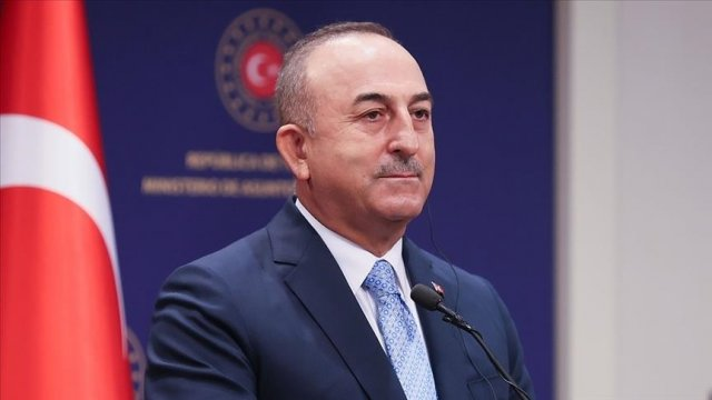 Turkey to rid northern Syria of terror groups, says foreign minister